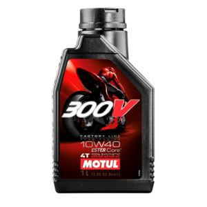 Моторное масло 300 V 4T FL Road Racing SAE 10W40 (1 л)