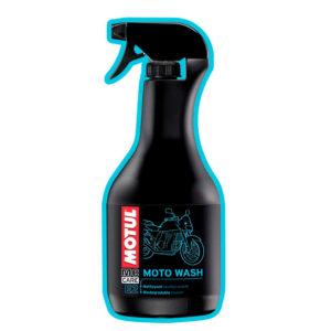 Очиститель Е2 MOTUL Moto Wash (1 л)